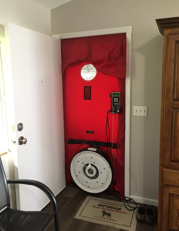blower door hawaii
