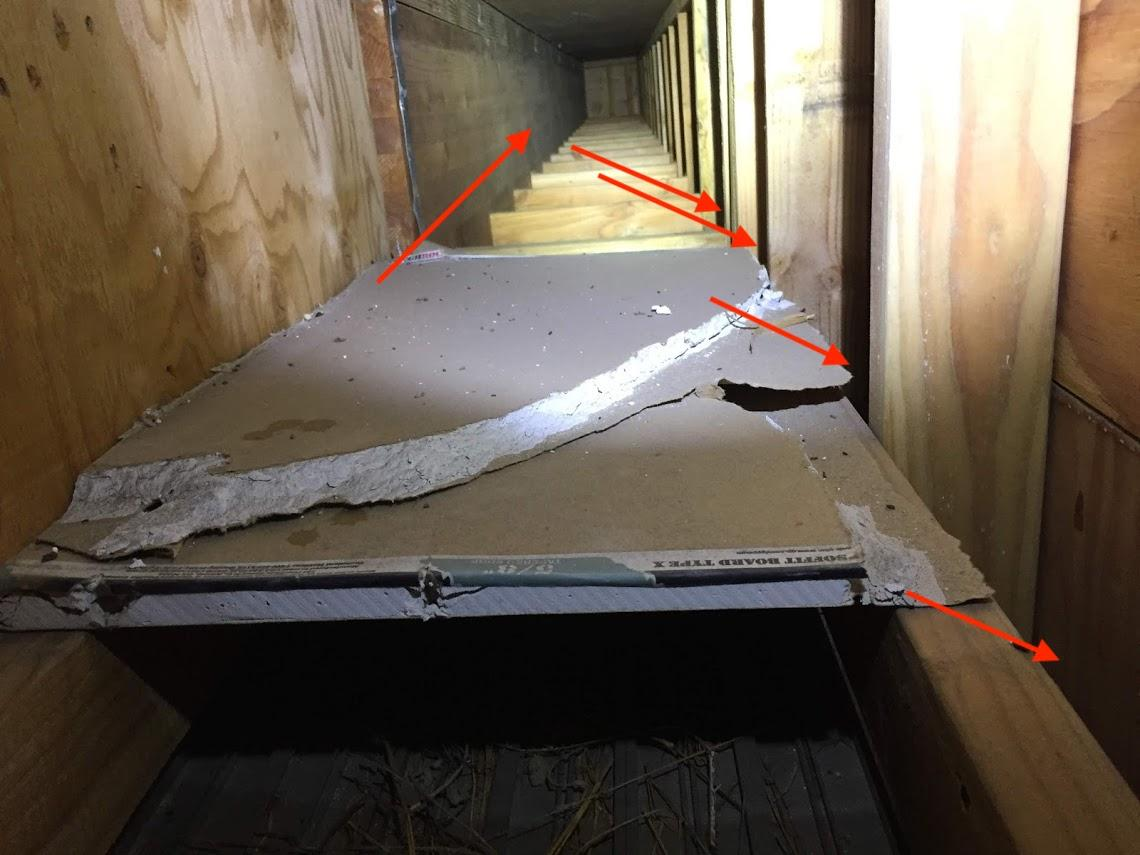 building chase air leakage hawaii