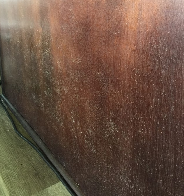 mold cabinet
