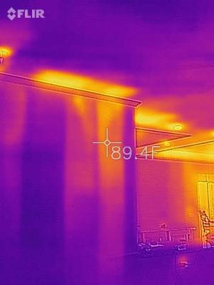 Kohala, infrared, insulation, AC, air conditioning, Hawaii